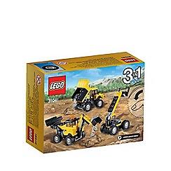LEGO - Construction Vehicles - 31041