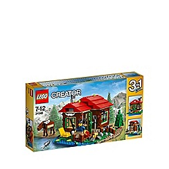 LEGO - Lakeside Lodge - 31048