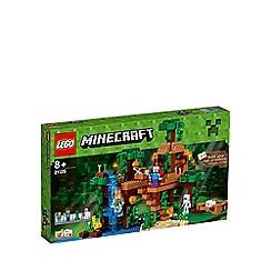 LEGO - The Jungle Tree House - 21125
