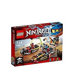 LEGO - Ninja Bike Chase - 70600