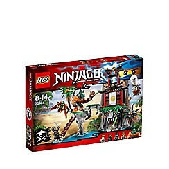 LEGO - Tiger Widow Island - 70604
