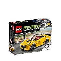LEGO - Chevrolet Corvette Z06 - 75870