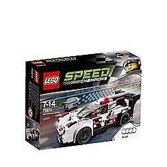 LEGO - Audi R18 e-tron quattro - 75872