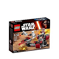 LEGO - Galactic Empire Battle Pack - 75134