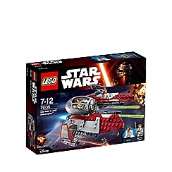 LEGO - Obi-Wan s Jedi Interceptor - 75135