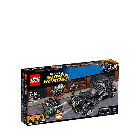 LEGO - LEGO DC Super Heroes - Kryptonite Interception - 76045