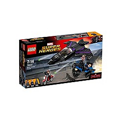 LEGO - Black Panther Pursuit - 76047