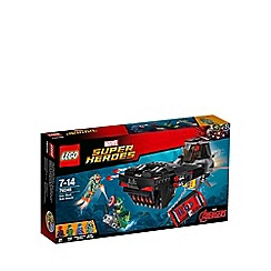 LEGO - LEGO Marvel Super Heroes - Iron Skull Sub Attack - 76048