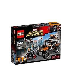 LEGO - LEGO Marvel Super Heroes - Captain America Crossbones' Hazard Heist - 76050