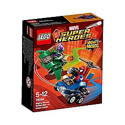 LEGO - Mighty Micros: Spider-Man vs. Green Goblin - 76064