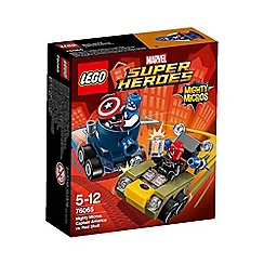 LEGO - Mighty Micros: Captain America vs. Red Skull - 76065
