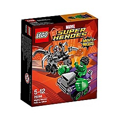 LEGO - Mighty Micros: Hulk vs. Ultron - 76066