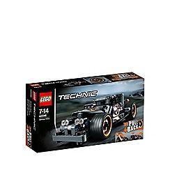 LEGO - Pullback Getaway Racer hotrod - 42046