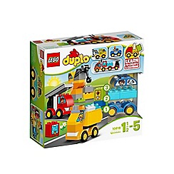 LEGO - Duplo« - My First Cars and Trucks - 10816