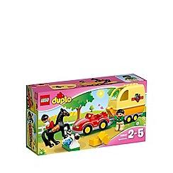 LEGO - Horse Trailer - 10807
