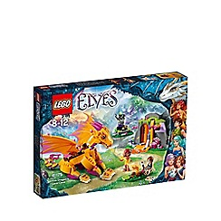 LEGO - Fire Dragon's Lava Cave - 41175