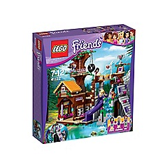 LEGO - Adventure Camp Tree House - 41122