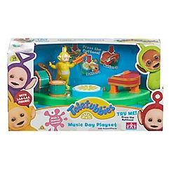 Teletubbies - Music time playset with figure