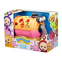 Teletubbies - Teletubbies pull and play Noo Noo giant activity toy