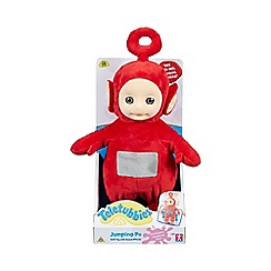 Teletubbies - 11' jumping Po plush