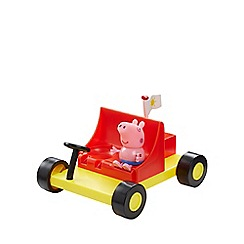 Peppa Pig - Holiday dune buggy