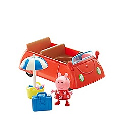 Peppa Pig - Holiday sunshine car