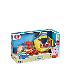 Peppa Pig - Holiday ice-cream van