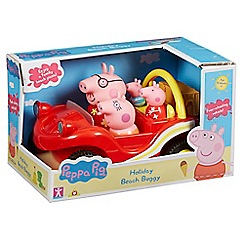 Peppa Pig - Holiday beach buggy