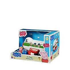 Peppa Pig - Air peppa holiday jet