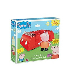 Peppa Pig - Family car with Mummy (18 pieces)