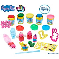 Peppa Pig - Dough figure maker kit