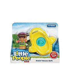 Fisher-Price - Little people makin' waves raft