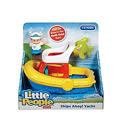 Fisher-Price - Little people floaty boat