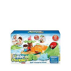 Fisher-Price - Little people spill 'n surprise island