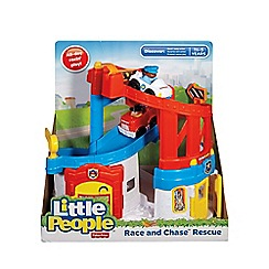 Fisher-Price - Little people race and chase rescue