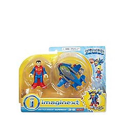 Imaginext - DC Super Friends Battle Armor Superman