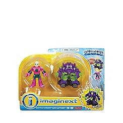 Imaginext - DC Super Friends Battle Armor Lex Luthor