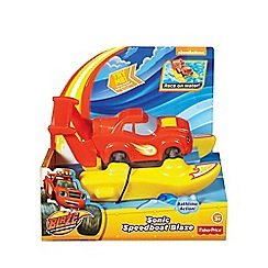 Fisher-Price - Blaze and the Monster Machines Sonic Speedboat Blaze