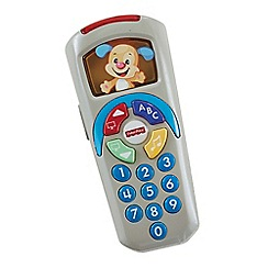 Fisher-Price - Laugh and learn puppy's remote