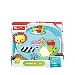 Fisher-Price - Explore and play panel