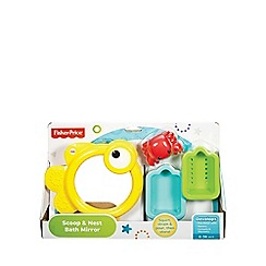 Fisher-Price - Scoop and nest bath mirror