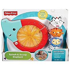 Fisher-Price - Splash and scoop elephant
