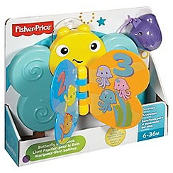 Fisher-Price - Butterfly bath book