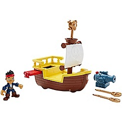 Mattel - Pirates Key to The Sea Battle Adventure Playset