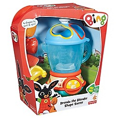 Fisher-Price - Bing Brenda the Blender Shape Sorter