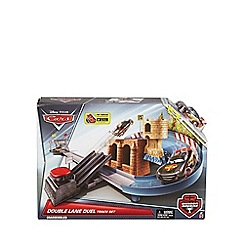 Disney Cars - Carbon racers double lane duel track set