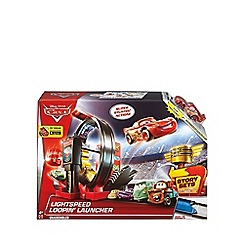 Disney Cars - Lightspeed loopin' launcher