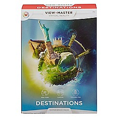 Mattel - View-master experience pack: destinations