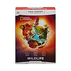 Mattel - View-master experience pack: national geographic wildlife