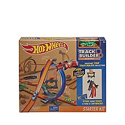 Hot Wheels - Track builder starter kit playset